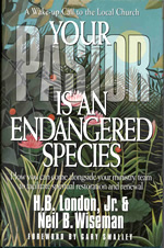 Your Pastor Is An Endangered Species